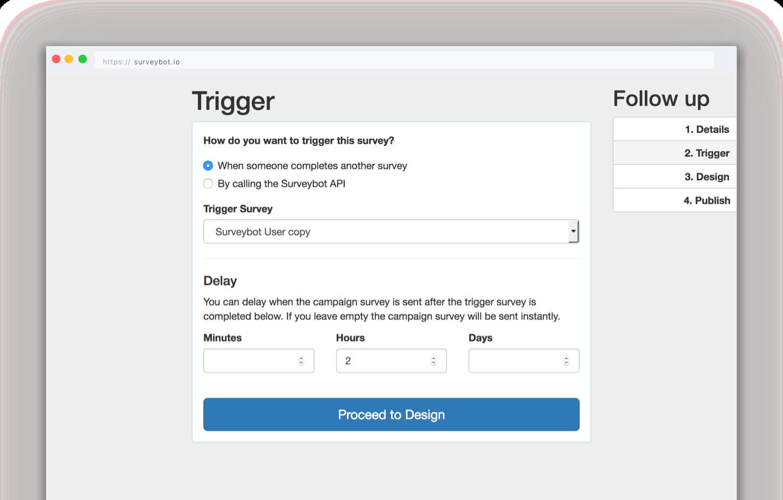Trigger campaigns
