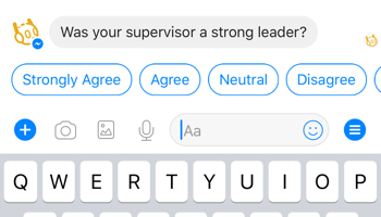 Preview likert scale