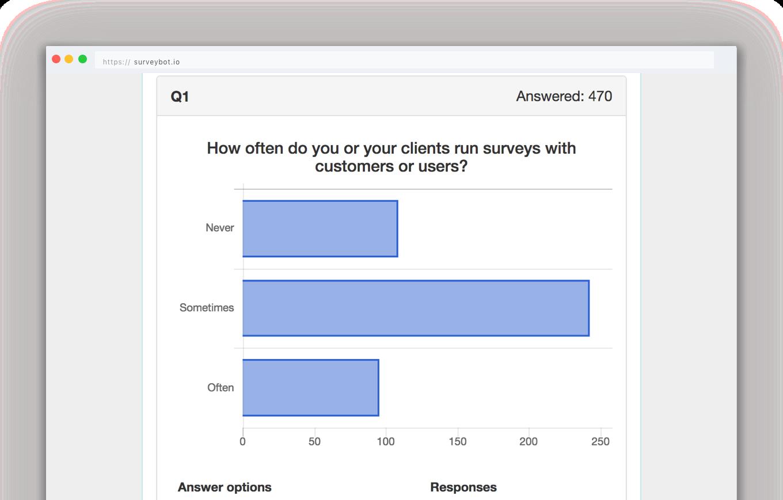 Facebook Workplace - Chatbot Surveys